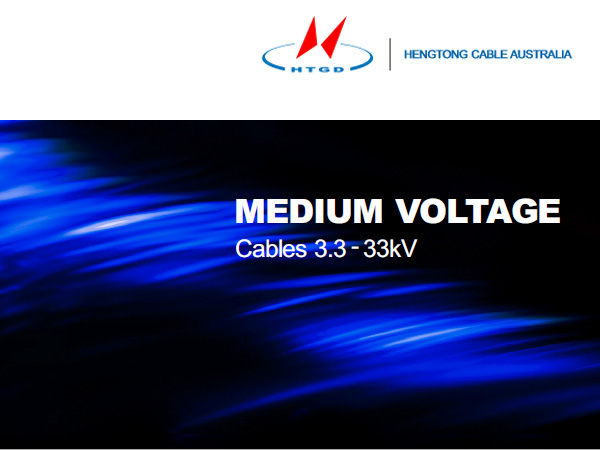 Medium Voltage Cables 3.3 - 33kV