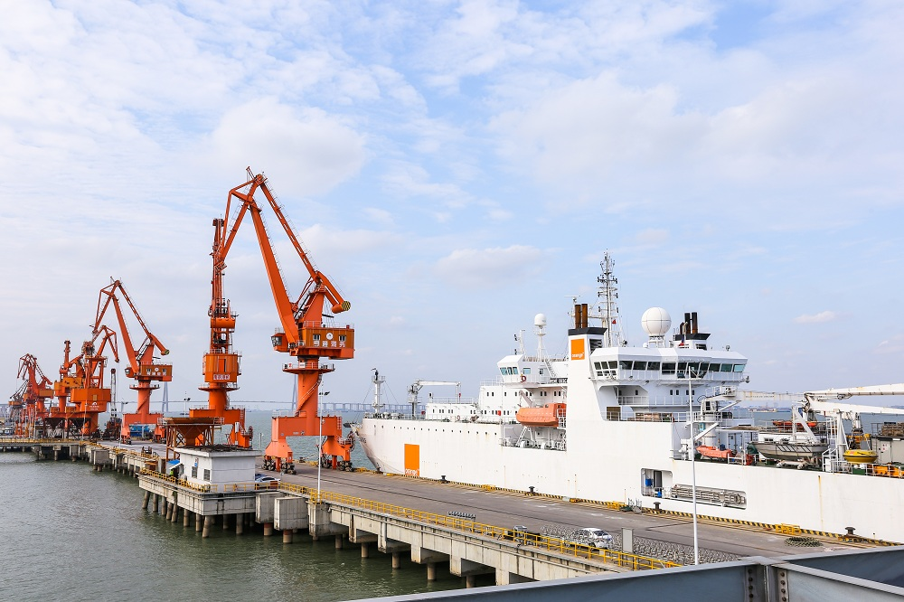 Hengtong to deliver 3000km submarine optical cable to Chile, with a